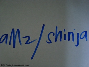 aMz / shinja